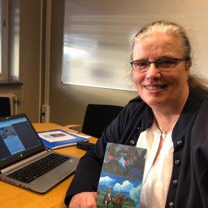 #Lejonhjärta: Astrid Lindgren on the app.