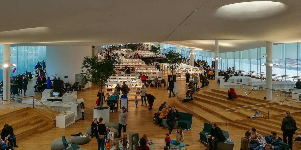 Biblioteche finlandia